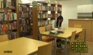 眼鏡の似合う真面目系JK娘が図書室で強引に犯されてしまい悶絶